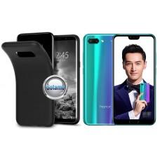 B-matte dėklas nugarėlė Huawei Honor 10 mobiliesiems telefonams juodos spalvos Kaunas | Šiauliai | Šiauliai