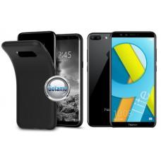B-matte dėklas nugarėlė Huawei Honor 9 Lite mobiliesiems telefonams juodos spalvos Palanga | Šiauliai | Klaipėda