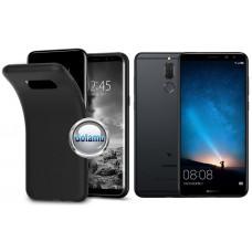 B-matte dėklas nugarėlė Huawei Mate 10 Lite mobiliesiems telefonams juodos spalvos Telšiai | Šiauliai | Vilnius