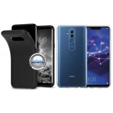 B-matte dėklas nugarėlė Huawei Mate 20 Lite mobiliesiems telefonams juodos spalvos Klaipėda | Kaunas | Vilnius