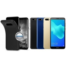 B-matte dėklas nugarėlė Huawei Y5 (2018) Huawei Honor 7S mobiliesiems telefonams juodos spalvos Klaipėda | Klaipėda | Palanga