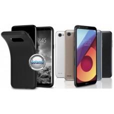 B-matte dėklas nugarėlė LG Q6 mobiliesiems telefonams juodos spalvos Palanga | Šiauliai | Kaunas