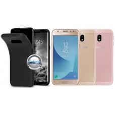 B-matte dėklas nugarėlė Samsung Galaxy J3 (2017) mobiliesiems telefonams juodos spalvos Vilnius | Šiauliai | Telšiai