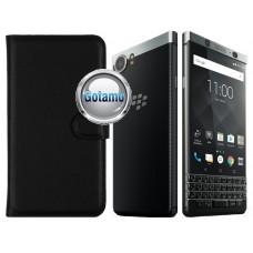Diary Mate dėklas BlackBerry KEYone mobiliesiems telefonams juodos spalvos Klaipėda | Plungė | Klaipėda