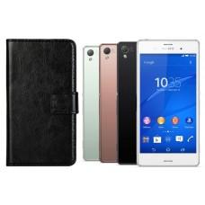 Diary Mate dėklas Sony Xperia Z3 mobiliesiems telefonams juodos spalvos Telšiai | Vilnius | Telšiai