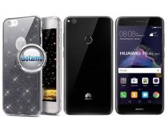 Elizee dėklas nugarėlė Huawei P9 Lite (2017) telefonams grafito spalvos