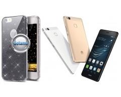 Elizee dėklas nugarėlė Huawei P9 Lite telefonams grafito spalvos