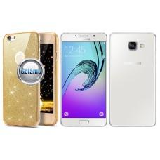 Elizee dėklas nugarėlė Samsung Galaxy A5 (2016) telefonams aukso spalvos Kaunas | Klaipėda | Šiauliai