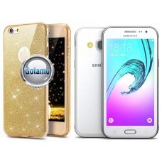 Elizee dėklas nugarėlė Samsung Galaxy J3 (2016) telefonams aukso spalvos Palanga | Plungė | Klaipėda