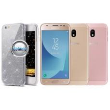 Elizee dėklas nugarėlė Samsung Galaxy J3 (2017) telefonams sidabro spalvos Klaipėda | Plungė | Plungė