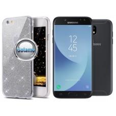 Elizee dėklas nugarėlė Samsung Galaxy J5 (2017) J5 Pro telefonams sidabro spalvos Telšiai | Palanga | Palanga