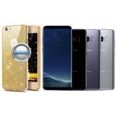 Elizee dėklas nugarėlė Samsung Galaxy S8 telefonams aukso spalvos Šiauliai | Klaipėda | Vilnius