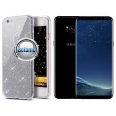 Elizee dėklas nugarėlė Samsung Galaxy S8+ telefonams sidabro spalvos Vilnius | Vilnius | Telšiai