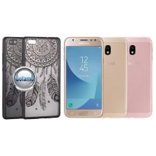 Engrave Feather nugarėlė Samsung Galaxy J3 (2017) telefonams juodos spalvos Vilnius | Kaunas | Šiauliai
