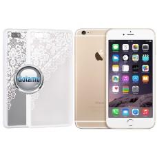 Engrave Garter dėklas nugarėlė Apple iPhone 6 6s telefonams baltos spalvos Klaipėda | Vilnius | Telšiai