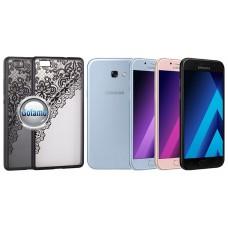 Engrave Garter dėklas nugarėlė Samsung Galaxy A5 (2017) telefonams juodos spalvos Plungė | Palanga | Šiauliai