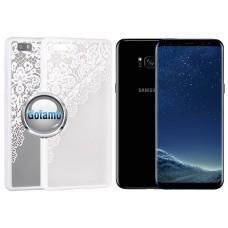 Engrave Garter dėklas nugarėlė Samsung Galaxy S8+ telefonams baltos spalvos Palanga | Šiauliai | Klaipėda