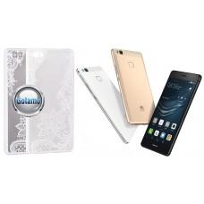 Engrave Lotus dėklas nugarėlė Huawei P9 Lite telefonams baltos spalvos Palanga | Palanga | Klaipėda