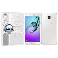 Engrave Tidy dėklas nugarėlė Samsung Galaxy A5 (2016) telefonams baltos spalvos Telšiai | Plungė | Plungė