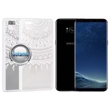 Engrave Tidy dėklas nugarėlė Samsung Galaxy S8+ telefonams baltos spalvos Palanga | Vilnius | Kaunas