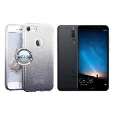 iLLuminaTe silikoninis dėklas nugarėlė Huawei Mate 10 Lite telefonams sidabro spalvos Kaunas | Klaipėda | Klaipėda