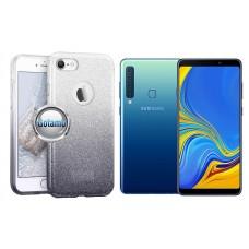 iLLuminaTe silikoninis dėklas nugarėlė Samsung Galaxy A9 (2018) telefonams sidabro spalvos Plungė | Telšiai | Klaipėda