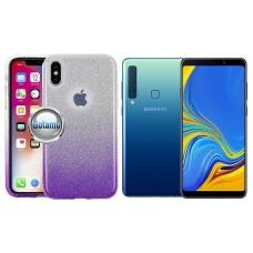 iLLuminaTe silikoninis dėklas nugarėlė Samsung Galaxy A9 (2018) telefonams violetinės spalvos Telšiai | Plungė | Vilnius
