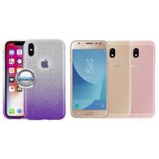 iLLuminaTe silikoninis dėklas nugarėlė Samsung Galaxy J3 (2017) telefonams violetinės spalvos Šiauliai   Vilnius   Klaipėda