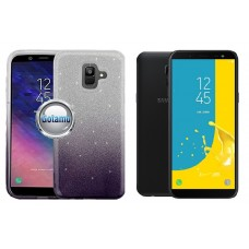 iLLuminaTe silikoninis dėklas nugarėlė Samsung Galaxy J6 (2018) telefonams tamsiai violetinės spalvos Šiauliai | Telšiai | Plungė