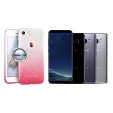 iLLuminaTe silikoninis dėklas nugarėlė Samsung Galaxy S8 telefonams rožinės spalvos Vilnius | Vilnius | Palanga