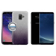 iLLuminaTe silikoninis dėklas nugarėlė Samsung Galaxy S8+ telefonams tamsiai violetinės spalvos Vilnius | Plungė | Telšiai