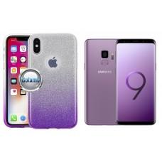 iLLuminaTe silikoninis dėklas nugarėlė Samsung Galaxy S9 telefonams violetinės spalvos Klaipėda | Klaipėda | Palanga