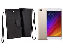 Manager dėklas Xiaomi Mi 5s mobiliesiems telefonams juodos spalvos