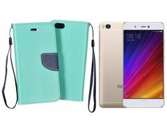 Manager dėklas Xiaomi Mi 5s mobiliesiems telefonams mėtinės spalvos