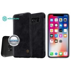 Nillkin Qin odinis dėklas Apple iPhone X Xs telefonams juodos spalvos Palanga | Kaunas | Klaipėda