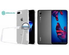 Nillkin silikoninis dėklas nugarėlė Huawei P20 telefonams