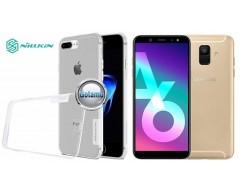 Nillkin silikoninis dėklas nugarėlė Samsung Galaxy A6 (2018) telefonams