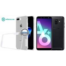 Nillkin silikoninis dėklas nugarėlė Samsung Galaxy A6+ (2018) telefonams Telšiai | Palanga | Klaipėda