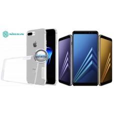 Nillkin silikoninis dėklas nugarėlė Samsung Galaxy A8 (2018) telefonams Kaunas | Palanga | Šiauliai