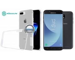 Nillkin silikoninis dėklas nugarėlė Samsung Galaxy J5 (2017) J5 Pro telefonams