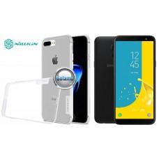Nillkin silikoninis dėklas nugarėlė Samsung Galaxy J6 (2018) telefonams Telšiai | Klaipėda | Šiauliai