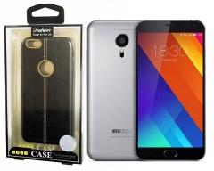 Nomad odinė nugarėlė Meizu MX5 telefonams juodos spalvos