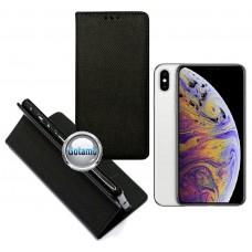 Re-Grid magnetinis dėklas Apple iPhone Xs Max telefonams juodos spalvos Šiauliai | Palanga | Šiauliai