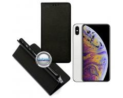 Re-Grid magnetinis dėklas Apple iPhone Xs Max telefonams juodos spalvos
