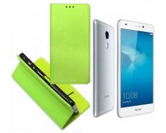 Re-Grid magnetinis dėklas Huawei Honor 7 Lite mobiliesiems telefonams salotinės spalvos