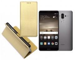 Re-Grid magnetinis dėklas Huawei Mate 9 mobiliesiems telefonams aukso spalvos