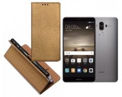 Re-Grid magnetinis dėklas Huawei Mate 9 mobiliesiems telefonams vario spalvos