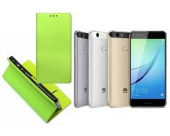 Re-Grid magnetinis dėklas Huawei Nova mobiliesiems telefonams salotinės spalvos