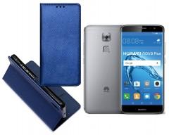 Re-Grid magnetinis dėklas Huawei Nova Plus mobiliesiems telefonams mėlynos spalvos