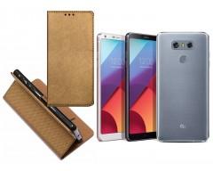 Re-Grid magnetinis dėklas LG G6 mobiliesiems telefonams vario spalvos